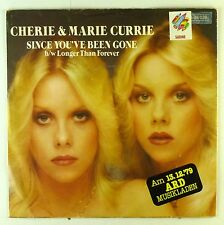 """7"""" Single - Cherie & Marie Currie - Since You've Been Gone - S1967"""