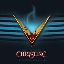 John Carpenter - Christine (Original Score) [New Vinyl LP] Blue, Colored Vinyl