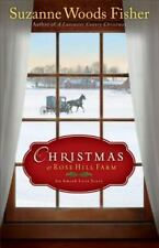Christmas at Rose Hill Farm: An Amish Love Story ( Fisher, Suzanne Woods ) Used