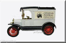 CITIZENS FEDERAL Savings & Loan of Cleveland OH - Truck Savings Bank