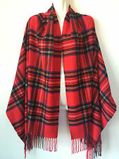 Blanket Oversized Tartan Long Cashmere Feel Scarf Wrap Shawl Pashmina Women,Men