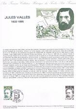 Document Officiel   1982 23   Jules Vales  Yv N° 2215