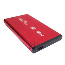 "BOX PER HARD DISK SATA 2,5"" USB 3.0 CASE HD DRIVE ESTERNO HDD DISCO PORTATILE"