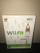 Wii Fit (Nintendo Wii, 2008) BALANCE BOARD NOT INCLUDED!!!