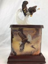 Legends of the Sky - Illuminations of Majesty by Blaylock - Bradford Ex EAGLE