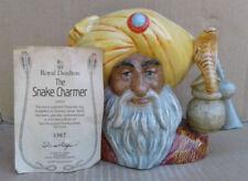 Unboxed Decorative Character/Toby Jug Royal Doulton Porcelain & China