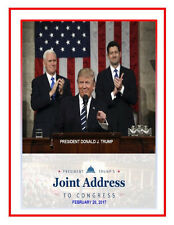 ON HOLD – PRT ISSUE - JOINT SESSION ADDRESS - PRESIDENT DONALD TRUMP - 2/28/2017