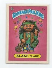 Blake Flake Garbage Pail Kids Card # 91 A   NEXT DAY SHIP AFTER PAYMENT