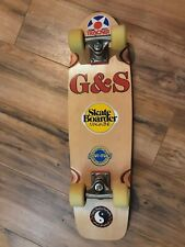 G&S Protail Series 500 Reissue Complete Skateboard with Trackers, Protons & GMN