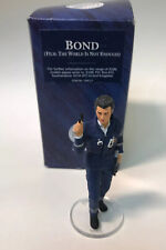 "Corgi Collectibles James Bond 007 ""Bond Figure"" Film: The World Is Not Enough"