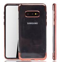 Samsung Galaxy S10e Case Phone Cover Protective Case Bumper Pink