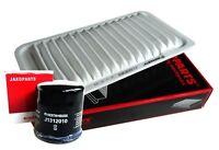 FILTER-PAKET für TOYOTA AVENSIS T25 / COROLLA VERSO E12 Luftfilter Ölfilter