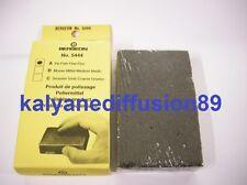 éponge grattante bergeon 5444-A pour le polissage des aciers fine abrasive block