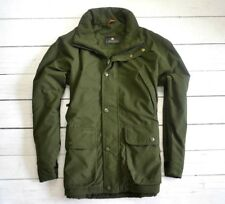 LAKSEN Gore-Tex Waterproof Green Mens Hunting Jacket Outdoor Shooting Size XXL