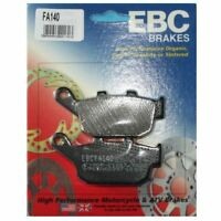 EBC FA140 ORGANIC REAR BRAKE DISC PADS TIGER 800 ABS / NON ABS 2011 - 2018