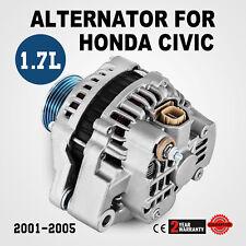 Pop Alternator For Honda Civic 1.7 DX LX EX VP D17 01 2002 2003 2004 2005 Each
