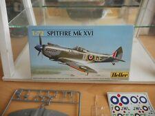 Model Kit Heller Spitfire MK XVI on 1:72 in Box
