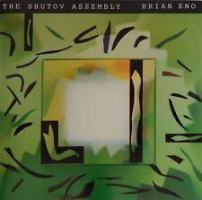 Brian Eno - The Shutov Assembly (CD 1992, Opal) VG++ 9/10