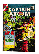 "CAPTAIN ATOM #77  [1965 GD-VG]  ""SILVER LADY FROM VENUS"""
