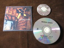 1 Track Promo CD Maria Gadu Shimbalaie VERTIGO UNIVERSAL 2013 Germany
