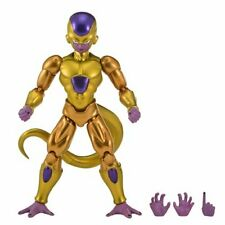 "FREE SHIPPING! Dragon Ball Dragon Stars Golden Frieza 6"" AF BY Bandai FUNIMATION"
