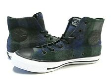 Converse WOOLRICH All Star Plaid Chuck Taylor's Men's Size 5.5 New High Top Shoe