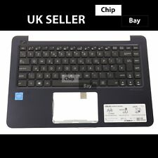 ASUS L402N Palmrest Top Base Cover Keyboard Dark Blue 13NB0V53AP0301