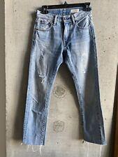 Levis Japan Denim Jeans Size 24
