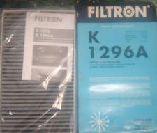 1 Filtron K1296A cabin pollen filter, new in box, Landrover