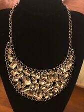 new with Tags NTW Rhinestone necklace