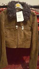 cropped jacket size 2