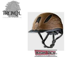 TROXEL CHEYENNE MEDIUM WESTERN SUREFIT SAFETY RIDING HELMET LOW PROFILE HORSE