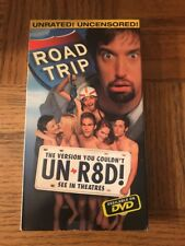 Road Trip (VHS, 2000, Unrated Version)