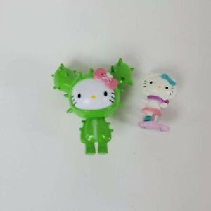 Tokidoki x Hello Kitty Series 1 Cactus Sandy, and Ballerina  Kitty