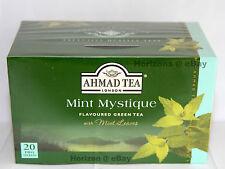 Mint Green Tea/ Tea Making