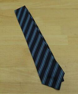 School Tie, St Annes , Navy/light Blue
