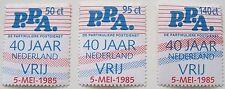 Stadspost Amsterdam 1985 - Serie 40 jaar Bevrijding postfris