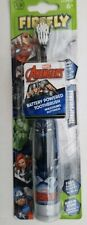 Firefly Marvel Avengers Black Panther Turbo Power Battery Toothbrush Soft Age 6+