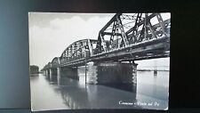 CREMONA: Ponte sul Po 1956