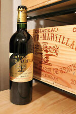 """Château Latour Martillac """"pessac-leognan"""" 2001, grand cru, (750 ML. 13% vol.)"""