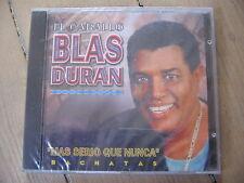 CD BLAS DURAN - MAS SERIO QUE NUNCA  / neuf & scellé
