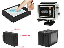 Touch Screen BacPac External Display Viewer Monitor LCD For GoPro HD Hero 3+ 4