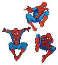 Spider-Man Wandaufkleber 3er-Pack