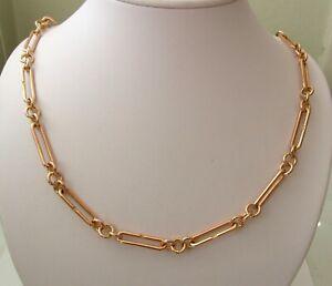 Fine 9k gold chain