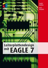 Leiterplattendesign mit EAGLE 7   --= E-BOOK =--   (3,99 statt 39,99)