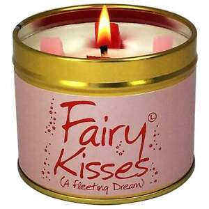 Lily Flame Tin Candle Fairy Kisses