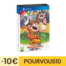 Alex Kidd in Miracle World DX PS4 Signature Edition Neuf sous bli