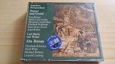 CARL MARIA VON WEBER/ABU HASSAN-ENGELBERT HUMPERDINCK/HANSEL UND GRETE-CD SEALED