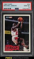 1993 Fleer Basketball Michael Jordan #28 PSA 10 GEM MINT