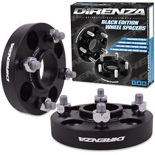 DIRENZA FORD FIESTA FOCUS ST WHEEL SPACERS 4X108 25MM BLM M12X1.5 63.4MM FORGED